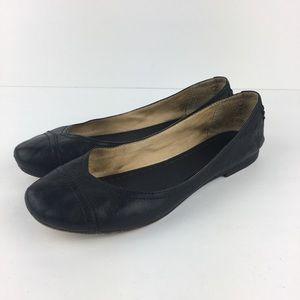 Frye Carson Cap Ballet Flats